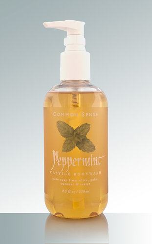 Peppermint Castile Bodywash