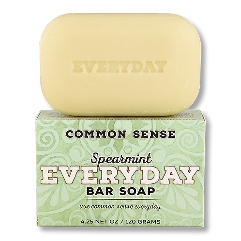 Everyday Spearmint Bar Soap