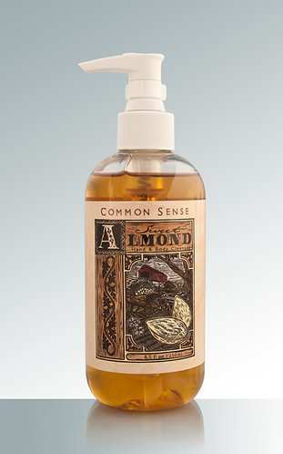 Sweet Almond Hand & Body Cleanser