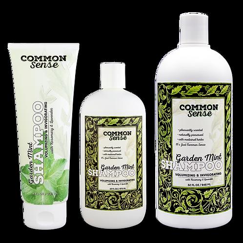 Garden Mint Shampoo