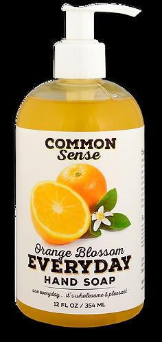 Everyday Orange Blossom Hand Soap-12 fl. oz
