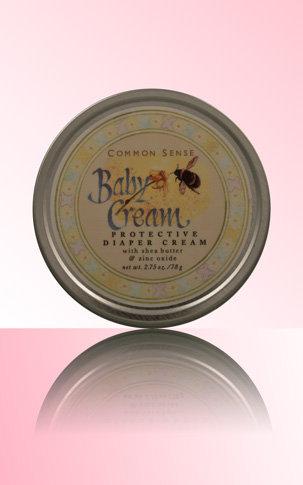 Baby Diaper Cream, 2.75 oz.