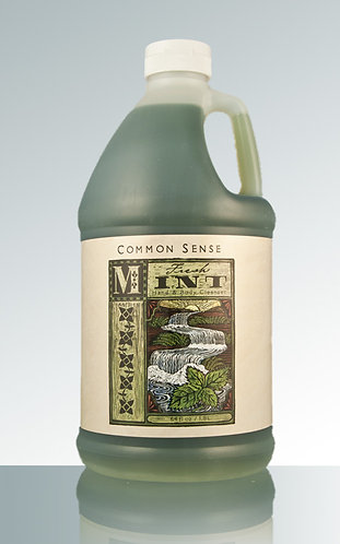 Fresh Mint Hand & Body Cleanser
