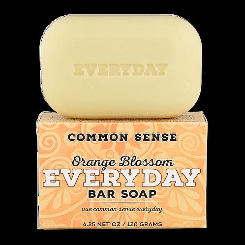 Everyday Orange Blossom Bar Soap