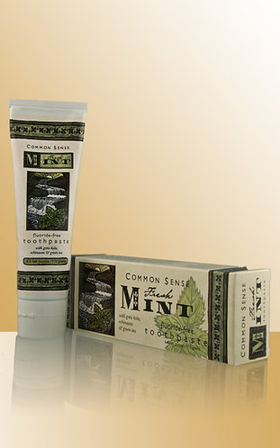 Fresh Mint Toothpaste, 6.0 net ounces
