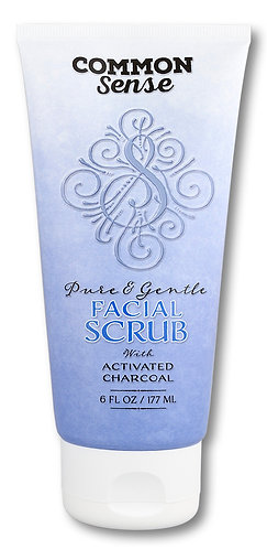 Pure & Gentle Facial Scrub - 6 fl. oz.
