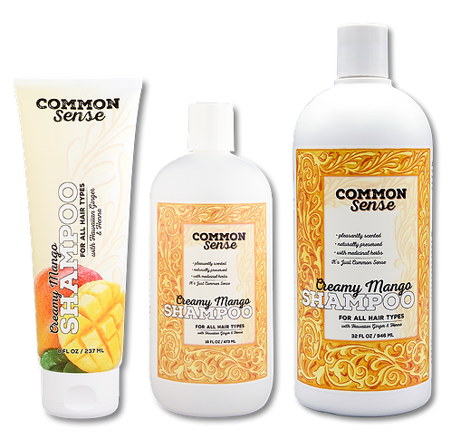 Creamy Mango Shampoo