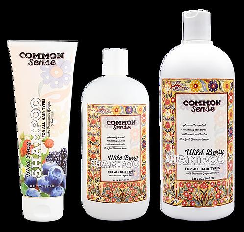Wild Berry Shampoo