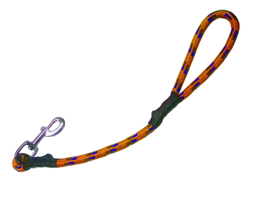 Maniqueta alpinista naranja