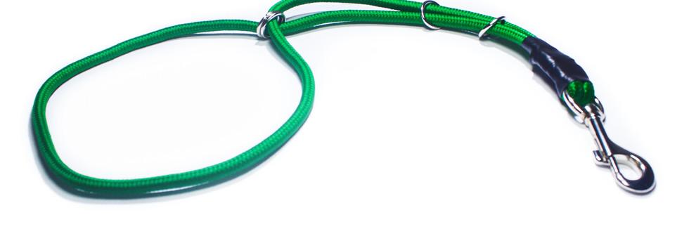 Collar estética verde