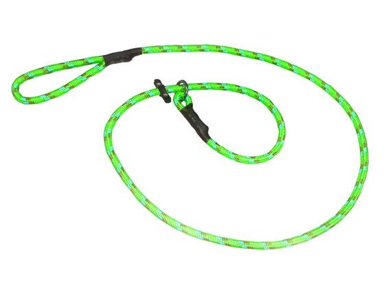 Correa de entrenamiento gruesa con argolla verde