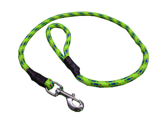 Correa de alpinista verde