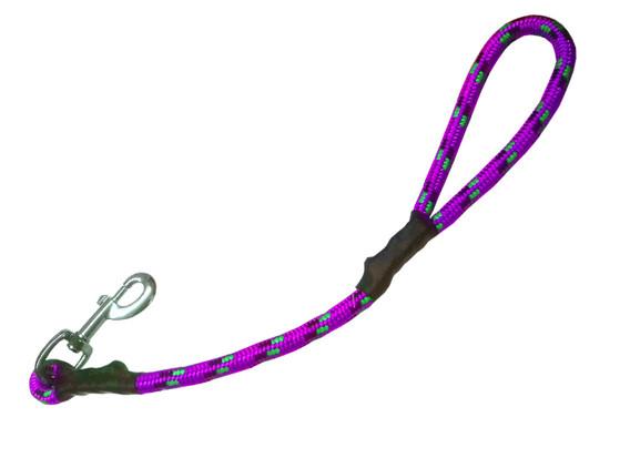 Maniqueta alpinista morado