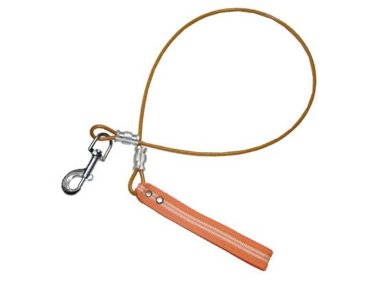 Correa de cable naranja