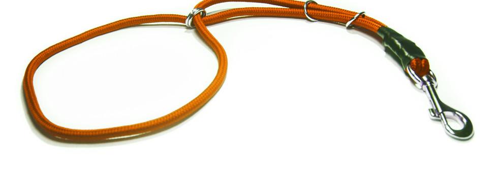 Collar estética naranja