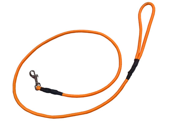 Correa alpinista delgada naranja
