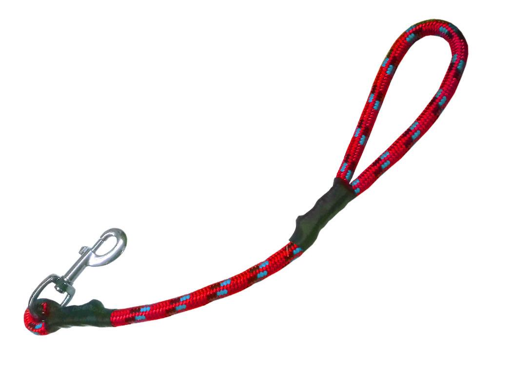 Maniqueta alpinista roja