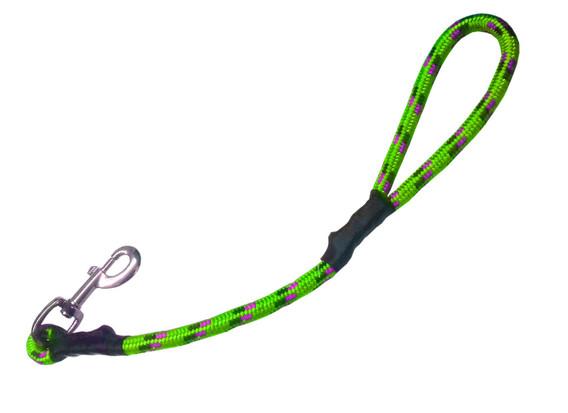 Maniqueta alpinista verde