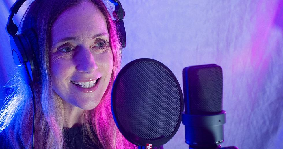 Susie Coleman Voice Over Artist