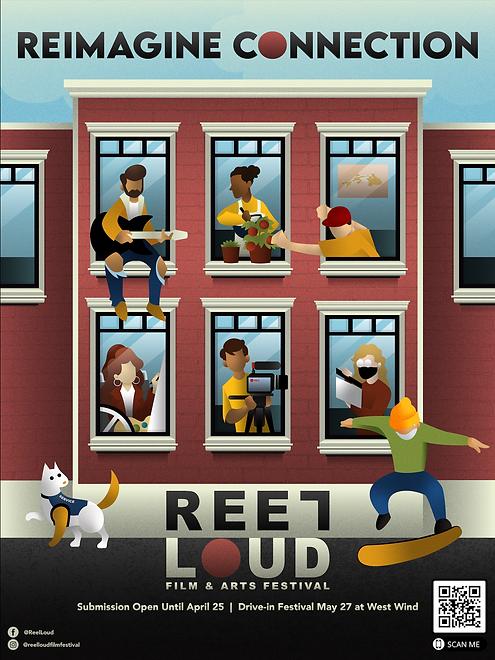 Reel Loud Poster
