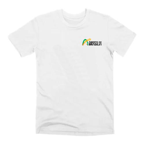 Camiseta ABERTO DE BRASÍLIA