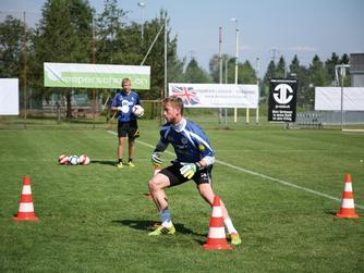 Unser nächstes Camp findet wieder an der Auffahrt (14.-17. Mai 2015) in Greifensee statt.