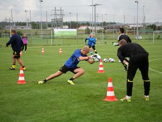 Neues Camp Datum für das  2. Premier League Camp 2014 in Weisslingen.