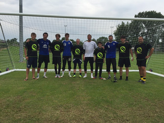 Bericht: Prosoccerkeeper Camp 2015 in Stoke on Trent