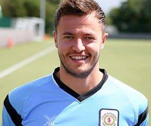 Dave Richards von Crewe Alexandra