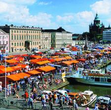 Helsinki Market Square
