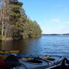 Kayaking time!