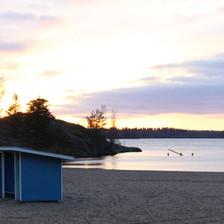 Pyynikki beach