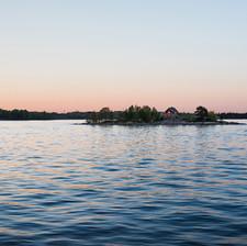 Thousand islands