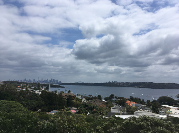 The other side of Sydney