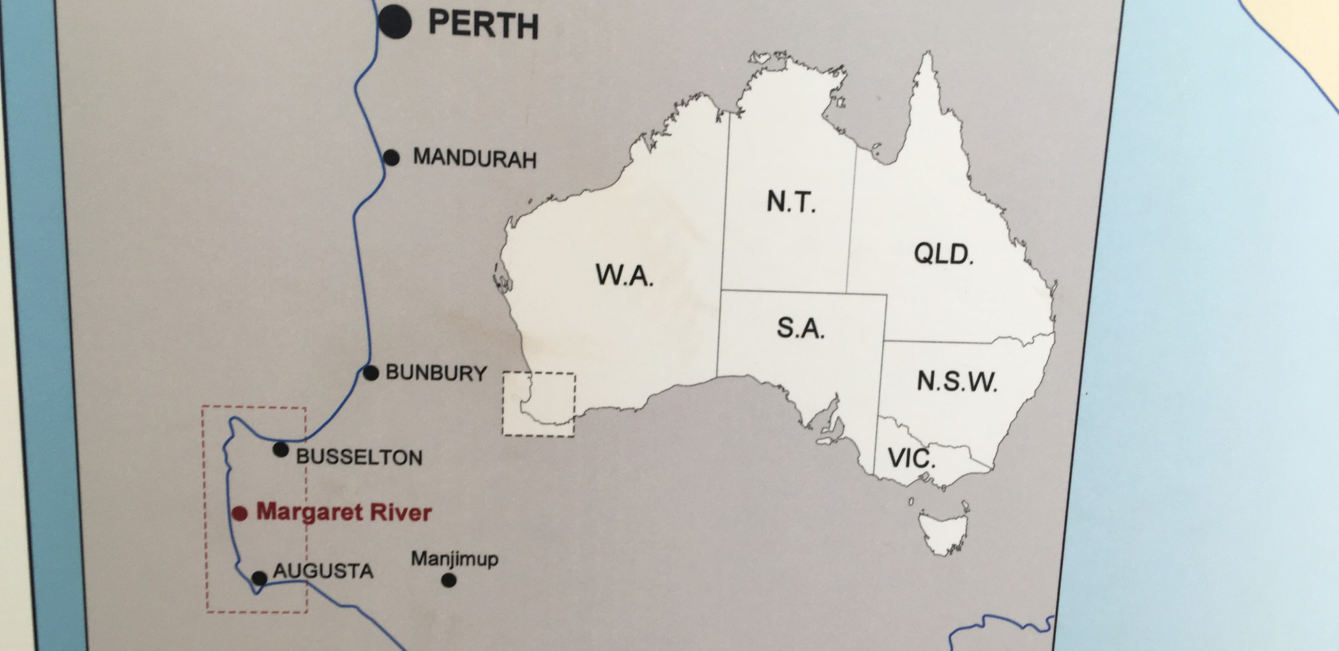 Our road trip from Perth to Albany