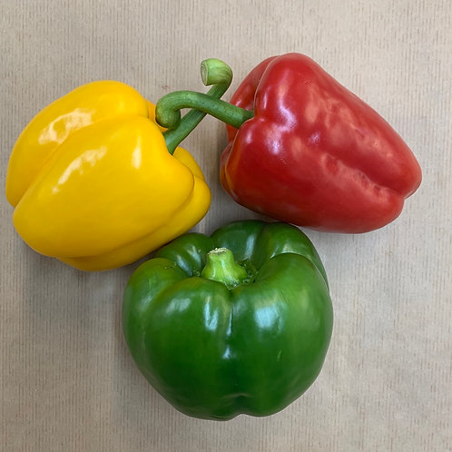 Peppers Mixed