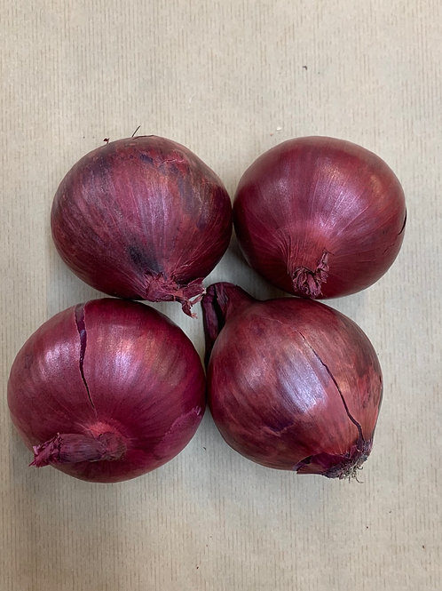 Onions Red 500g