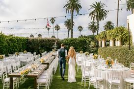 La Jolla Woman's Club Wedding
