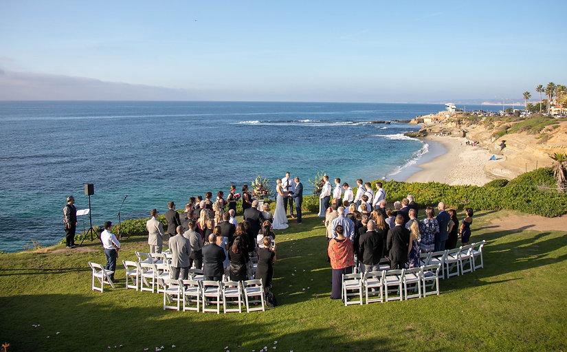 La Jolla Wedding Planner