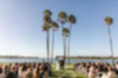 The Dana Mission Bay Wedding San Diego Venue