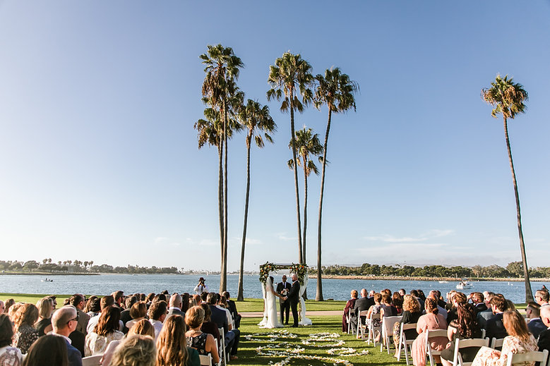 The Dana Mission Bay Wedding San Diego Venue