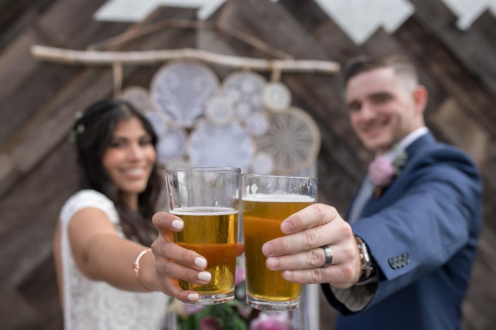 Brewery Wedding San Diego