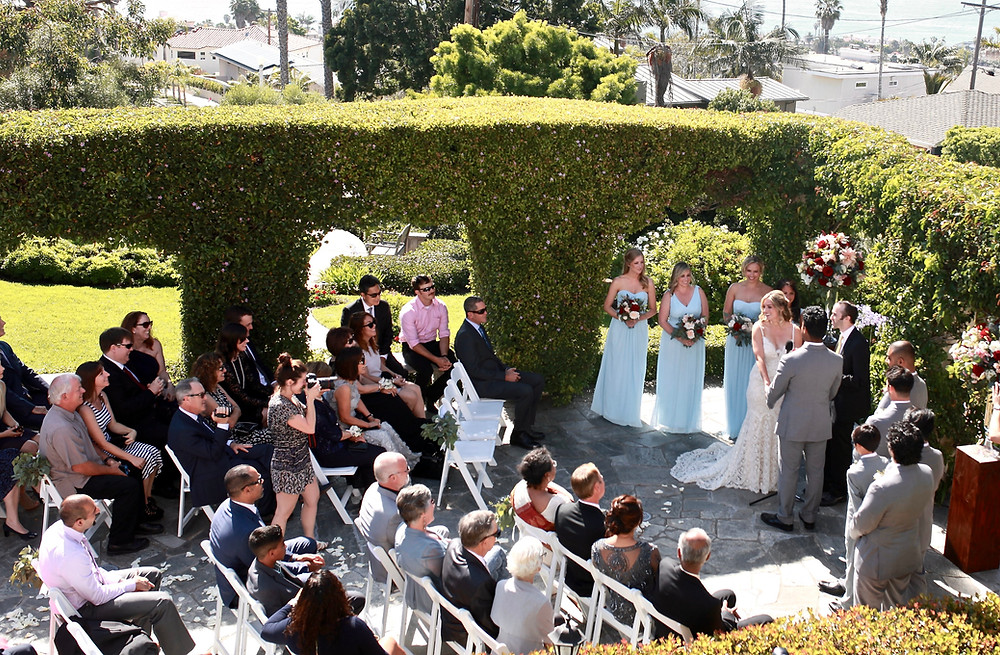 The Thursday Club San Diego Wedding
