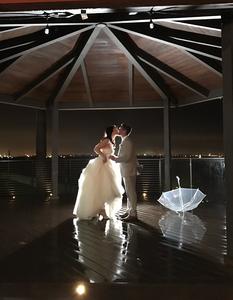 Wedding Rain San Diego