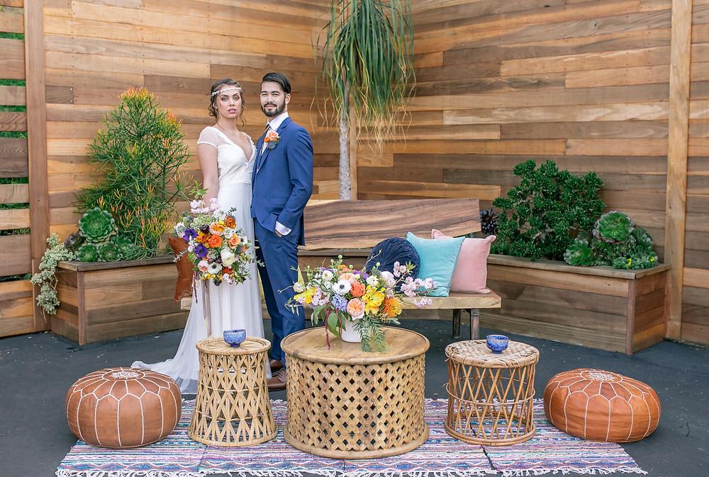 Lot 8 Wedding San Diego