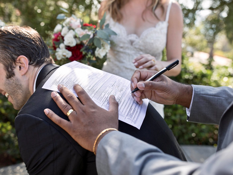 How To Change Your Name After Getting Married?