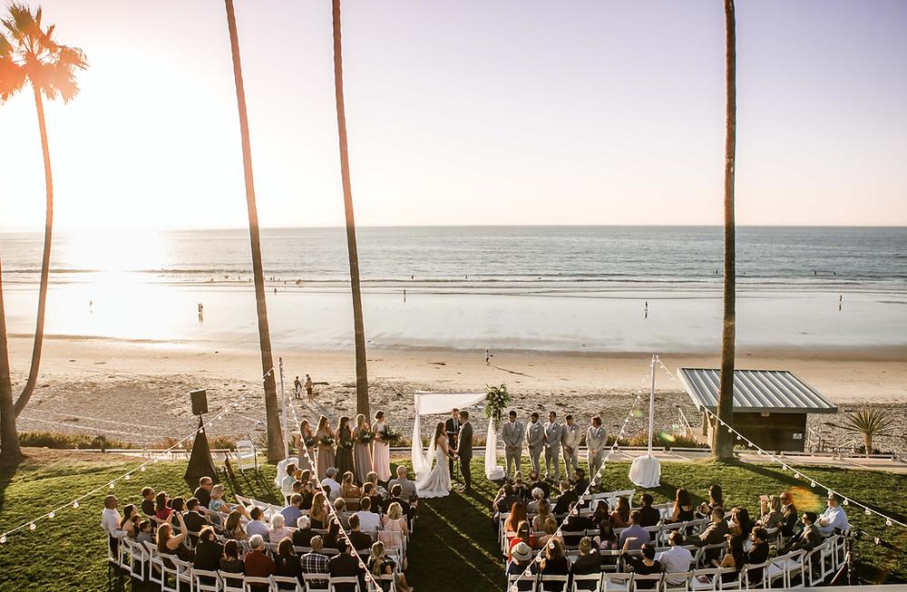 Scripps Seaside Forum Wedding La Jolla