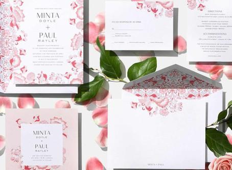 Online Wedding Invitations. Let's Go Digital!