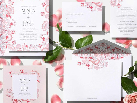 Online Wedding Invitations. Let's Go Digital!