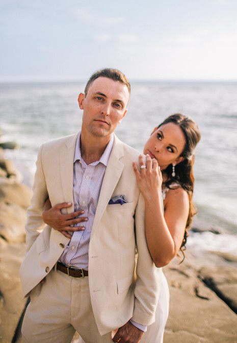 Windansea Beach Wedding